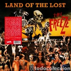 Discos de vinilo: THE FREEZE - LAND OF THE LOST . DISCO NUEVO DE COLOR. Lote 232056105