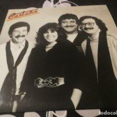 Discos de vinilo: CASTAÑA - VEÑA MERENGUE CANTAS PENAS /... LP MOVIE PLAY MUSICA FOLK GALICIA POPULAR BUEN ESTADO. Lote 232075630