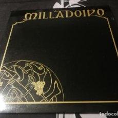 Discos de vinilo: LP - MILLADOIRO 3. MUSICA FOLK GALICIA BUEN ESTADO. Lote 232077945