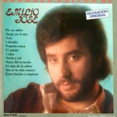 Disques de vinyle: VINILO - 1979 - EMILIO JOSE - GRANDES ÉXITOS DE EMILIO JOSÉ. Lote 232089630