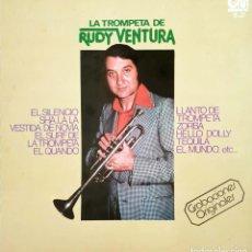 Disques de vinyle: VINILO - 1978 - RUDY VENTURA - LA TROMPETA DE RUDY VENTURA. Lote 232089835