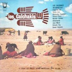 Disques de vinyle: VINILO - 1978 - LOS CALCHAKIS - LOS CALCHAKIS. Lote 232089895