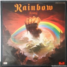 Discos de vinilo: RAINBOW - RISING. Lote 232142790