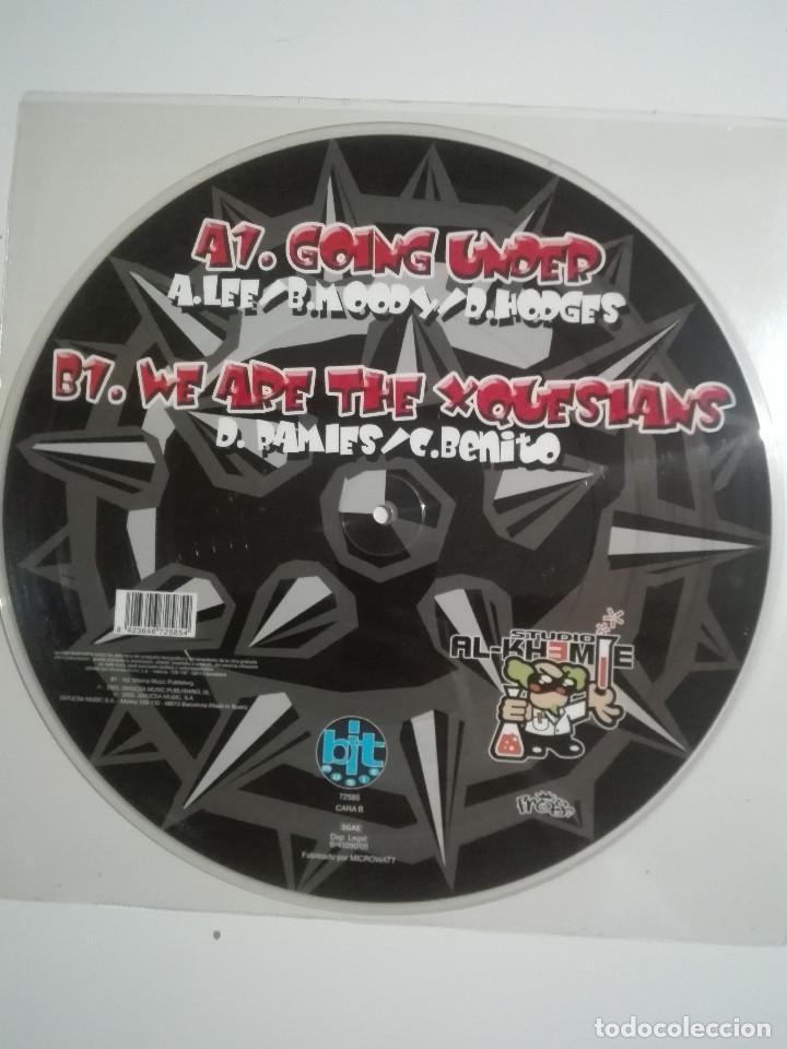 Discos de vinilo: DISCO VINILO XQUE REMIXES VOL 3 - 200g - Foto 2 - 232169245