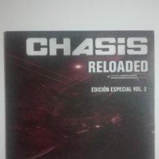 Discos de vinilo: LP DISCO VINILO CHASIS RELOADED EDICIÓN ESPECIAL VOL 2 - 2003 - UNICO EN TC - 250G. Lote 232169400