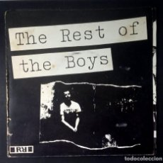 Discos de vinilo: THE REST OF THE BOYS - WHERE'S ALL THE HOPE / WAITING - SINGLE ALEMAN 1986 - RESTIVE (PORTADA POSTER. Lote 232179340