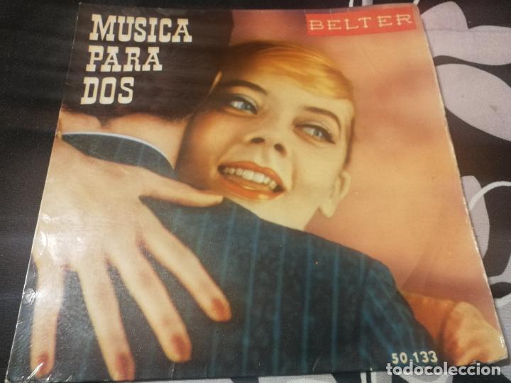 MUSICA PARA DOS (VOL III) HERBERT REHBEIN Y ORQUESTA, ED JOHNSON Y CONJUNTO Y NANCY SCOTT CORO (Música - Discos de Vinilo - EPs - Orquestas)