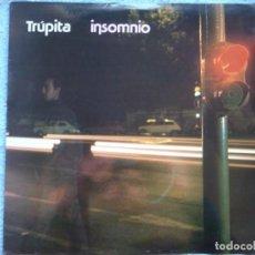 Discos de vinilo: TRUPITA,INSOMNIO DEL 85. Lote 232212005