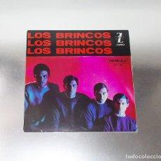 Discos de vinilo: LOS BRINCOS --FLAMENCO / NILA / BYE BYE CHIQUILLA +1 --( NM OR M- ( VG + ). Lote 232220695