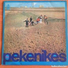 Discos de vinilo: LOS PEKENIKES LP EDIC ESPAÑA 1966 BUENA CONSERVACION. Lote 232248130