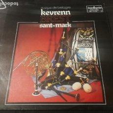 Discos de vinilo: DISCO VINILO LP. KEVRENN BREST SANT-MARK - KEVRENN BREST SANT-MARK. BRETAÑA BUEN ESTADO. Lote 232250900