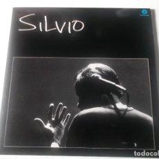 Disques de vinyle: SILVIO RODRÍGUEZ – SILVIO, FONOMUSIC ED ESPAÑOLA 1992. Lote 232283615