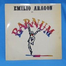 Discos de vinilo: DISCO DE VINILO - BARBUM - EMILIO ARAGÓN 1984. Lote 232291085