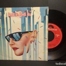 Discos de vinilo: MAMÁ – SIGUELO / ME SOPORTO - POLYDOR 1982 SINGLE PEPETO. Lote 232302670