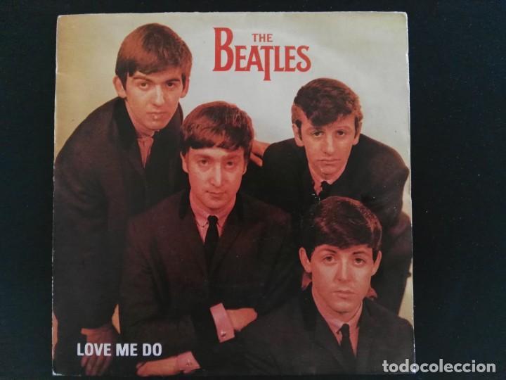 THE BEATLES - LOVE ME DO / P.S. I LOVE YOU / SINGLE ODEON DE 1982 PROMOCIONAL NUNCA ESTRENADO (Música - Discos - Singles Vinilo - Pop - Rock Internacional de los 50 y 60)