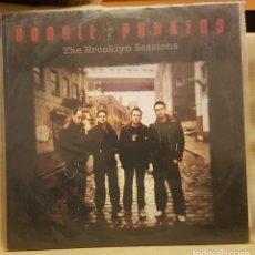 Discos de vinilo: BOOGIE PUNKERS - THE BROOKLYN SESSIONS - CARPETA ABIERTA. Lote 232343610