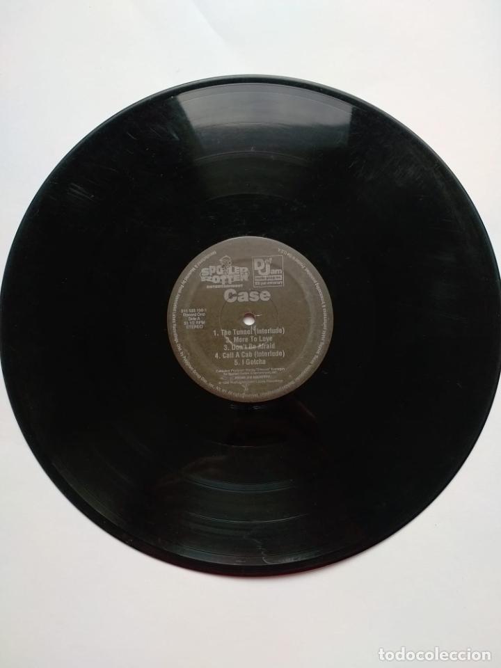 CASE - CASE - 2XLP DEF JAM RECORDS 1996 - LOS DOS VINILOS , SIN PORTADA (Música - Discos de Vinilo - Maxi Singles - Rap / Hip Hop)