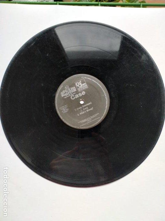 Discos de vinilo: Case - Case - 2XLP DEF JAM RECORDS 1996 - LOS DOS VINILOS , SIN PORTADA - Foto 4 - 202498646
