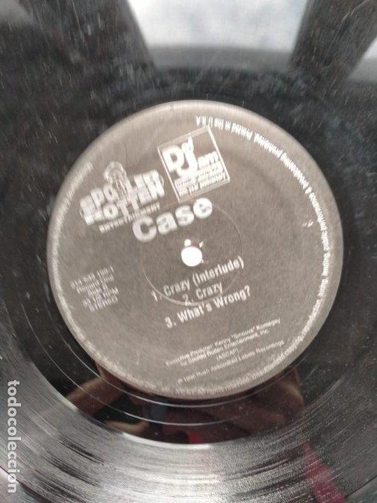 Discos de vinilo: Case - Case - 2XLP DEF JAM RECORDS 1996 - LOS DOS VINILOS , SIN PORTADA - Foto 5 - 202498646