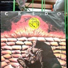 Discos de vinilo: FISH - CREDO - POET´S MOON. Lote 232374285