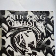 Discos de vinilo: THE KING OF HOUSE - THE BIRD - 1995 MAXI M.D. RECORDS. Lote 232374945