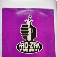 Discos de vinilo: J. GRAÜ - DISTY TRAX - PRO-ZAK TRAX - 1994 -FRANCE. Lote 232375495