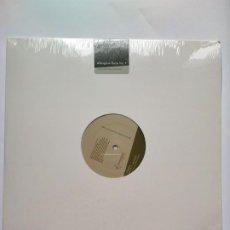 Discos de vinilo: AFTERGLOW - SUITE N°1 - JUJAZWARFARE - 2000 USA - DEEP HOUSE - NUEVO A ESTRENAR. Lote 232376800