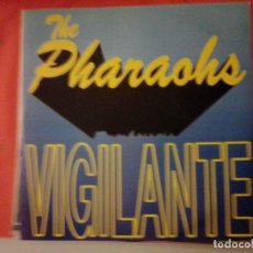 Dischi in vinile: THE PHARAOHS. VIGILANTE. PSYCHOBILLY. Lote 232395975