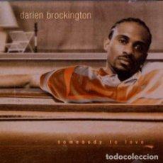 Disques de vinyle: 2 LP DARIEN BROCKINGTON - SOMEBODY TO LOVE - ABB SOUL ABBS8015-1 - PRECINTADO !!!*. Lote 232405790