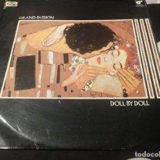 Discos de vinilo: LP - DOLL BY DOLL - GRAND PASSION (SPAIN, MAGNET RECORDS 1982). Lote 232406640