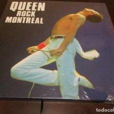 Discos de vinilo: QUEEN - 3 LP - ROCK MONTREAL - PARLOPHONE 50999 50 0 1 1 - MINT - AÑO 2007 - MERCURY - BRIAN MAY. Lote 232407750