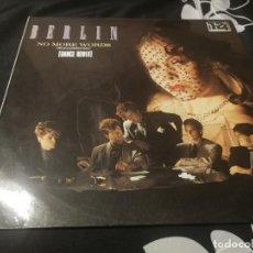 Discos de vinilo: BERLIN (MX) NO MORE WORDS (2 TRACKS) AÑO – 1984. Lote 232407845