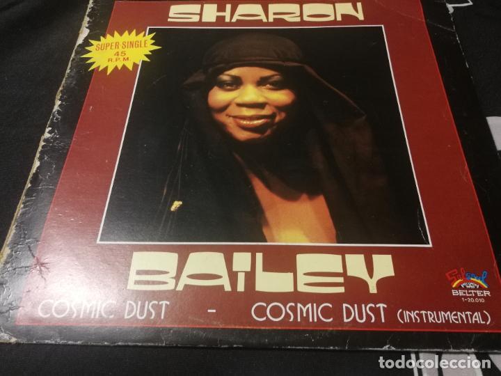 SHARON BAILEY - COSMIC DUST MAXI SALSOUL BELTER - 1981 (Música - Discos de Vinilo - Maxi Singles - Pop - Rock - New Wave Internacional de los 80)