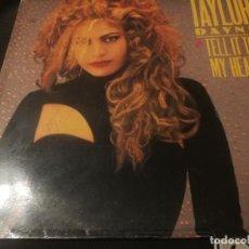 Discos de vinilo: ANTIGUO VINILO / OLD VINYL : TAYLOR DAYNE : TELL IT TO MY HEART (MAXI SINGLE 1987). Lote 277552503