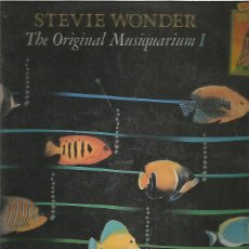 Dischi in vinile: STEVIE WONDER ORIGINAL MUSIQUARIUM. Lote 232427125