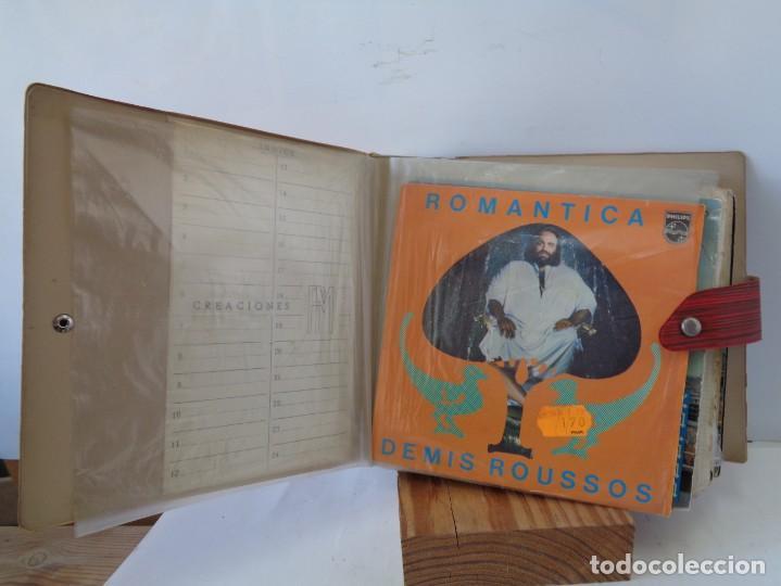 Discos de vinilo: ¡¡ ALBUM DE EPOCA : DISCOS SINGLES. AÑOS 1960. !! - Foto 8 - 232429495