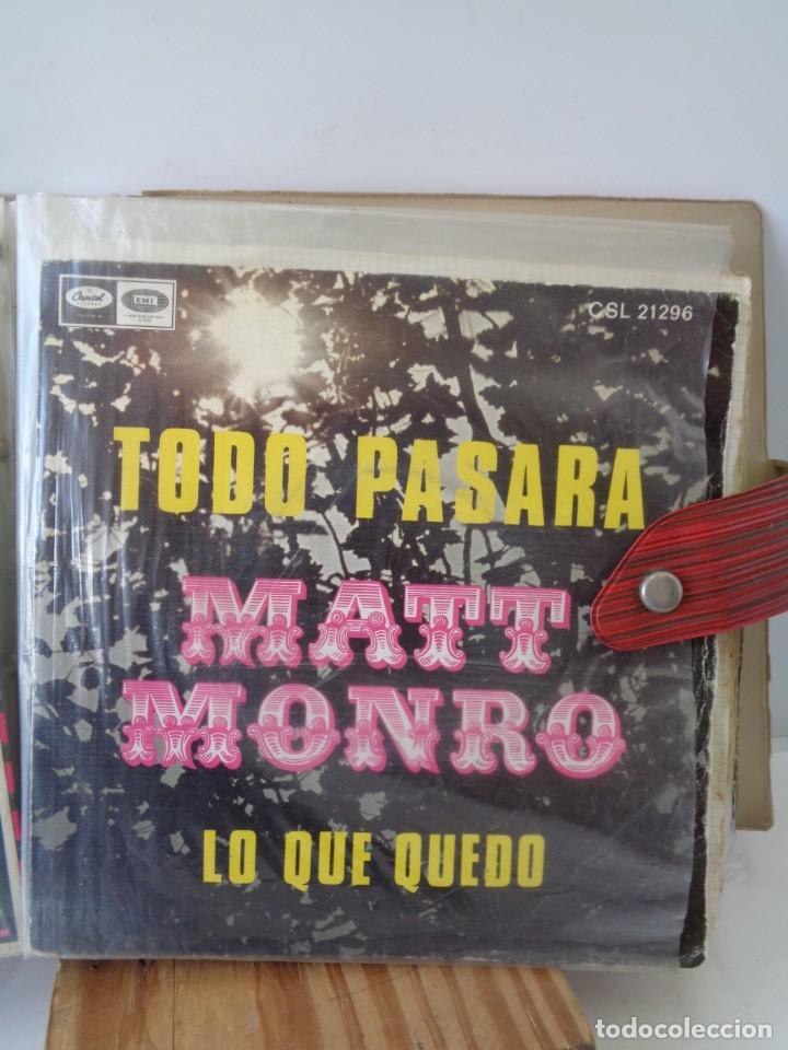 Discos de vinilo: ¡¡ ALBUM DE EPOCA : DISCOS SINGLES. AÑOS 1960. !! - Foto 11 - 232429495