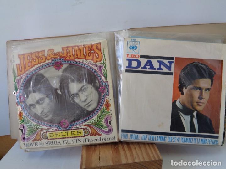 Discos de vinilo: ¡¡ ALBUM DE EPOCA : DISCOS SINGLES. AÑOS 1960. !! - Foto 16 - 232429495