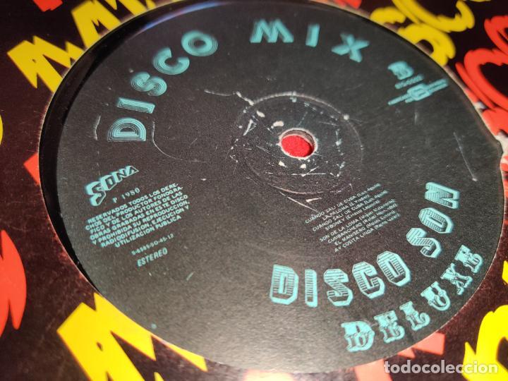Discos de vinilo: DISCO MIX Tango 2 deluxe/Son Deluxe 12 MX 1980 Sona ECUADOR LATIN - Foto 3 - 232450660
