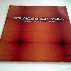 Discos de vinilo: BOUNCEY EP VOL. 1. Lote 232467680