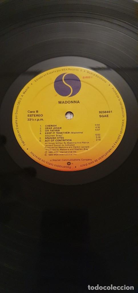 Discos de vinilo: Madonna – Like A Prayer Label: Sire – WX 239, Sire – 925 844-1 Format: Vinyl, LP, Album + - Foto 2 - 232471160