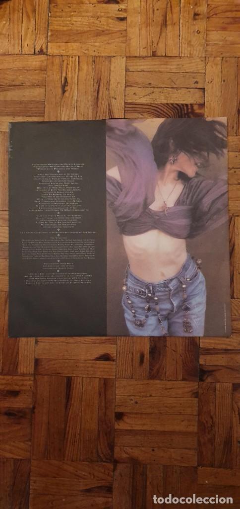 Discos de vinilo: Madonna – Like A Prayer Label: Sire – WX 239, Sire – 925 844-1 Format: Vinyl, LP, Album + - Foto 5 - 232471160