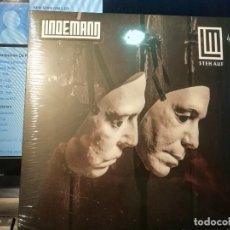 "Discos de vinilo: RAR SINGLE 7"". LINDEMANN (RAMMSTEIN). STEH AUF. PRECINTADO. SEALED.. Lote 232492665"