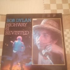 Discos de vinilo: BOB DYLAN.HIGHWAY 61 REVISITED.IT AIN'T ME,BABE.SINGLE 1984.CBS A.5020. Lote 232520235