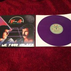 "Discos de vinilo: VICTOR ARK FEAT. PAUL PARKER - GIVE ME YOUR NUMBER 12"" VINILO NUEVO - PATRICK COWLEY MENERGY DISCO. Lote 232556870"