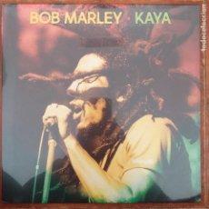 Discos de vinilo: BOB MARLEY - KAYA (LP) PRECINTADO!!!!. Lote 232600535