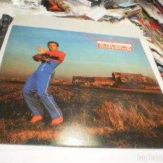 Discos de vinilo: LP LOS COYOTES DE VÍCTOR ABUNDANCIA. PURO SEMENTAL 3 CIPRESES 1989 FUNDA INTERIOR PROBADO, SEMINUEVO. Lote 232619805