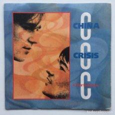 Discos de vinilo: CHINA CRISIS – CHRISTIAN UK,1984. Lote 232621745