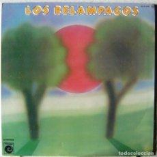 Discos de vinilo: LOS RELAMPAGOS.LOS RELAMPAGOS...DIFICIL...EX. Lote 232655768