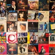 Discos de vinil: LOTE 30 SINGLE EP VARIADO. Lote 232657278